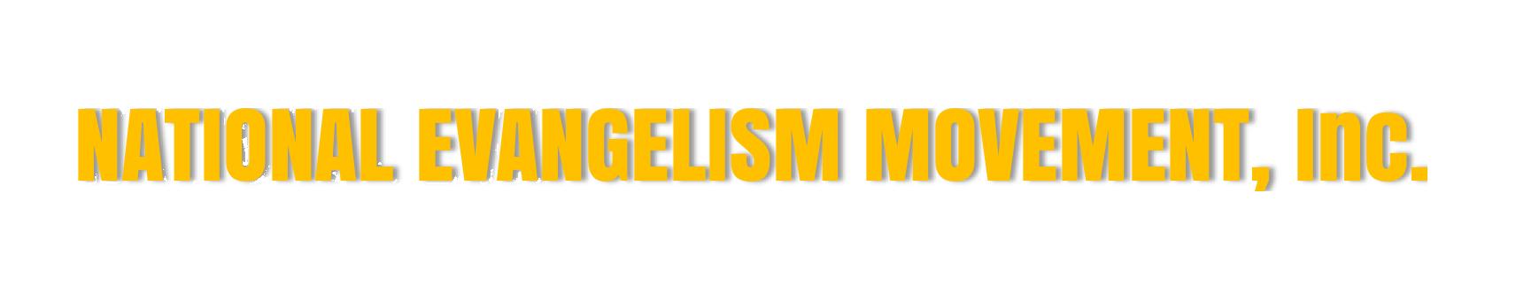 National Evangelism Movement Logo