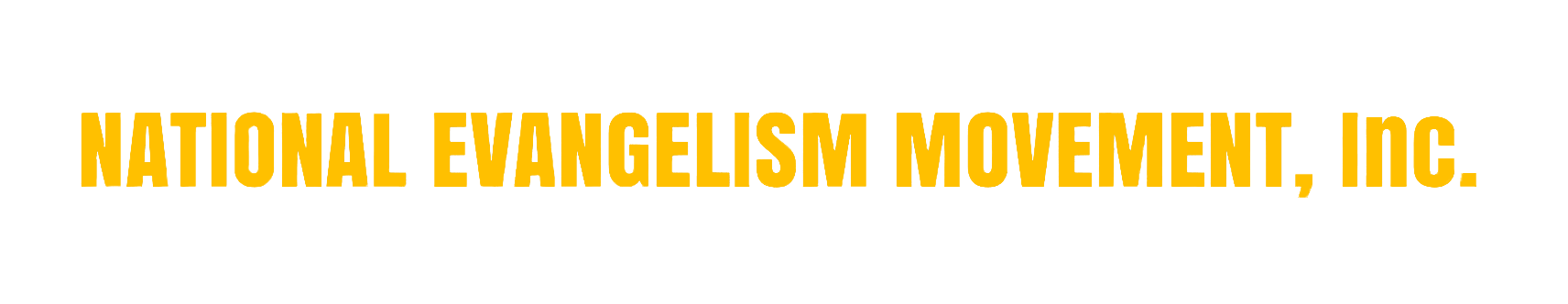 National Evangelism Movement Logo